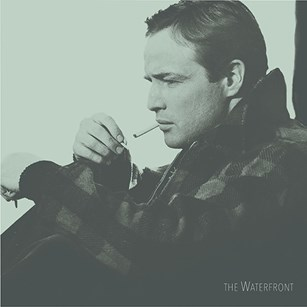 The Waterfront demos vinyl artwork