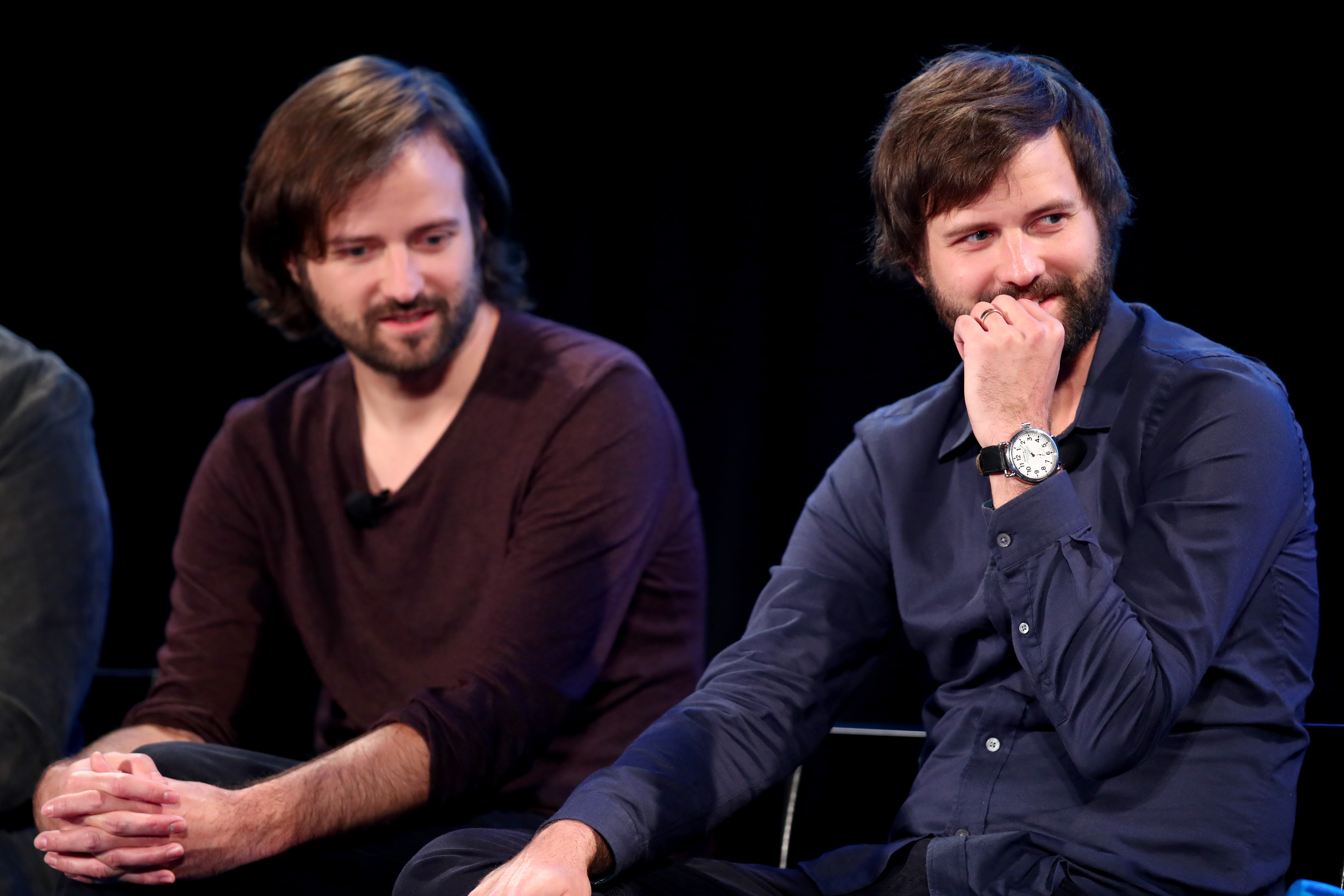 Matt and Ross Duffer Stranger Things creators