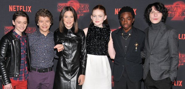 how to follow strangers cast