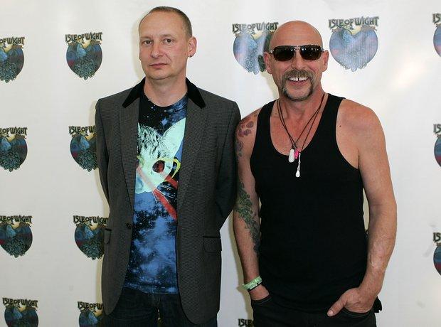 Orbital - Phil and Paul Hartnoll