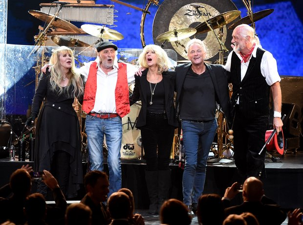 Fleetwood Mac in January 2018
