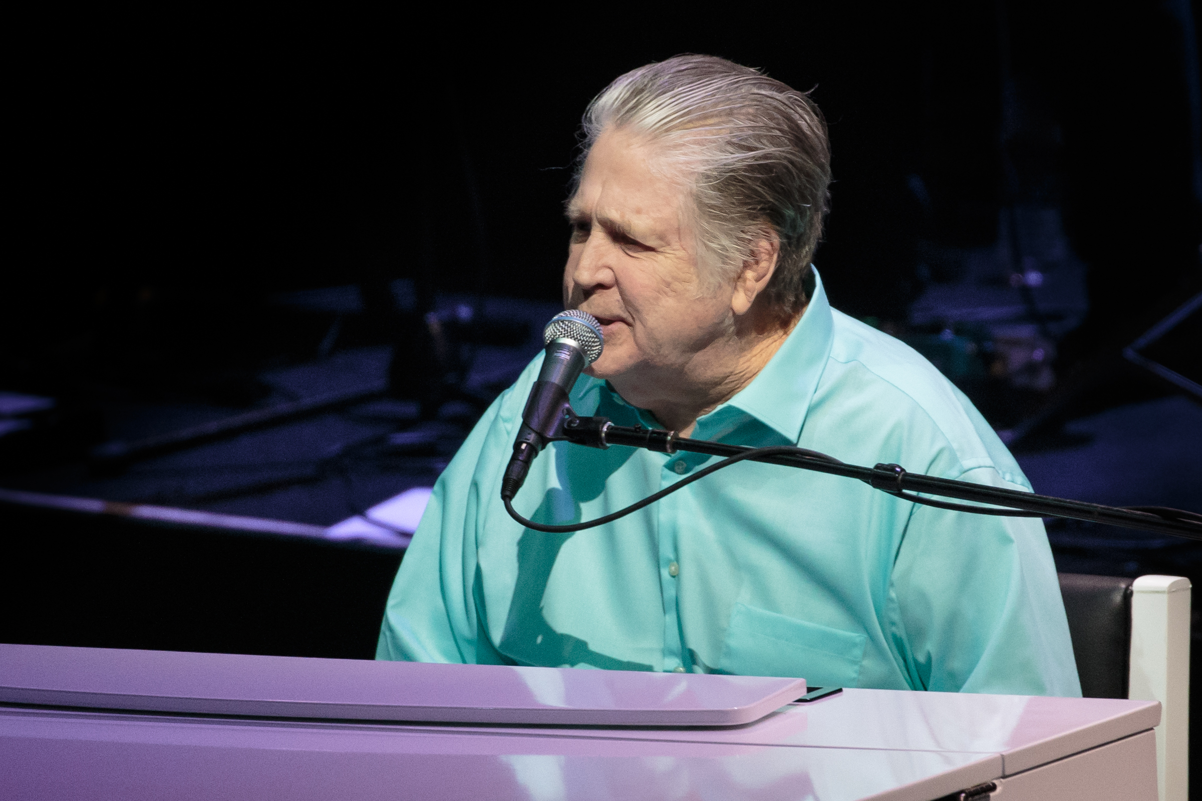 The Beach Boys' Brian Wilson