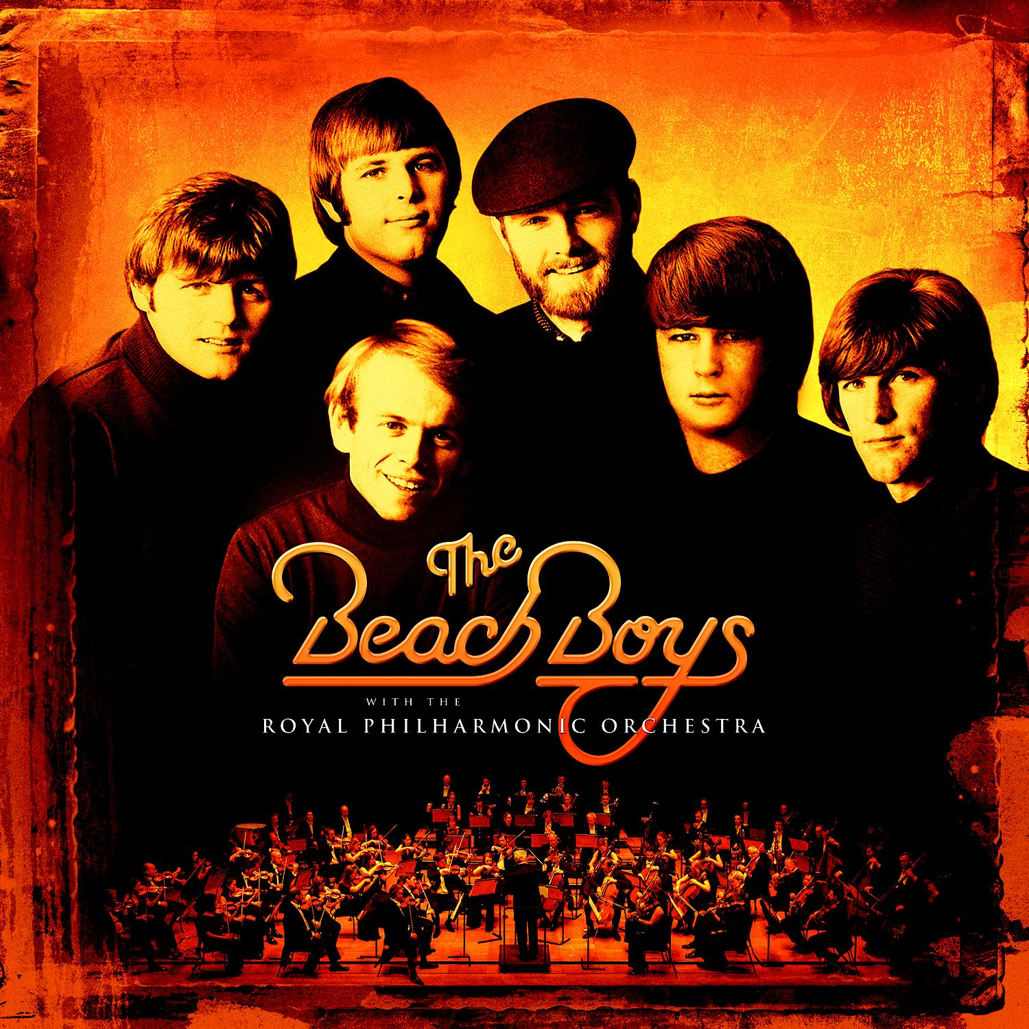 The Beach Boys with The Royal Philharmonic Orchest