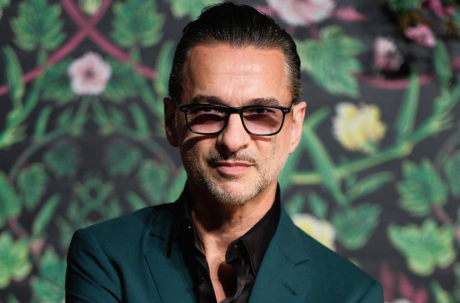 Dave Gahan Depeche Mode 2017