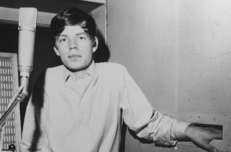 Mick Jagger 1963