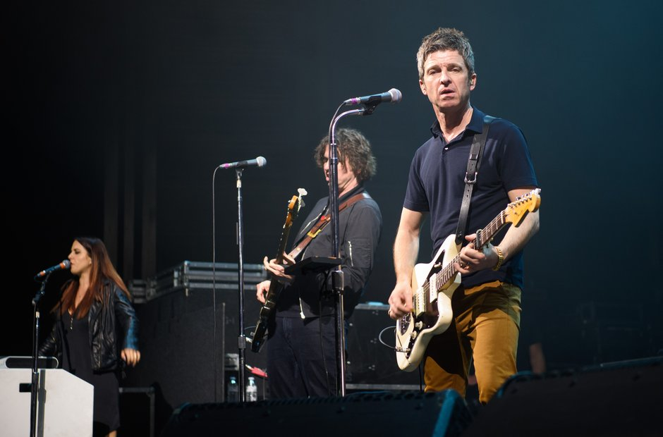 Noel Gallagher's High Flying Birds Radio X Gig