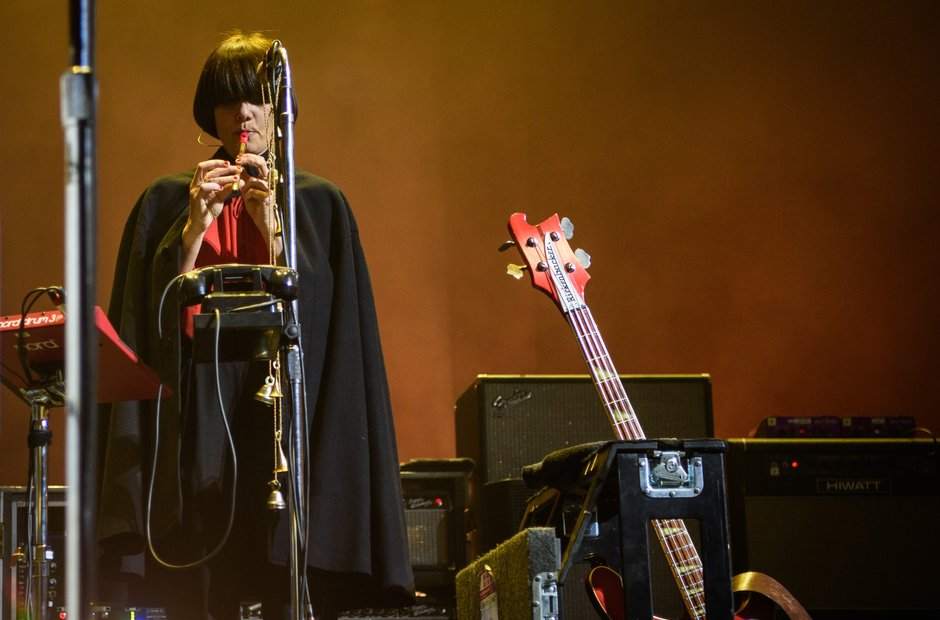 Noel Gallagher's High Flying Birds Radio X Gig