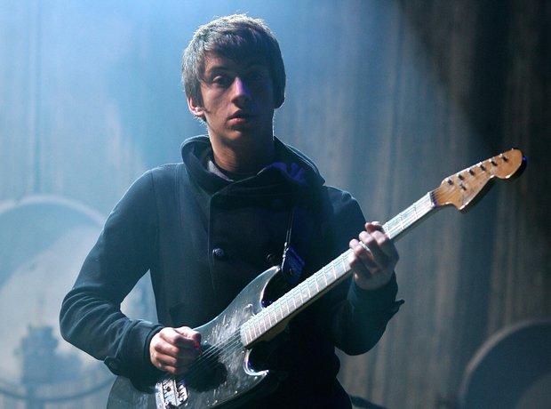 Arctic Monkeys Glastonbury 2007