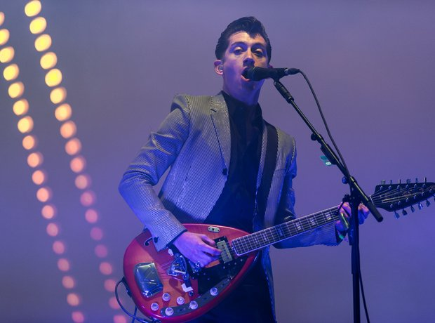 Arctic Monkeys Glastonbury 2013