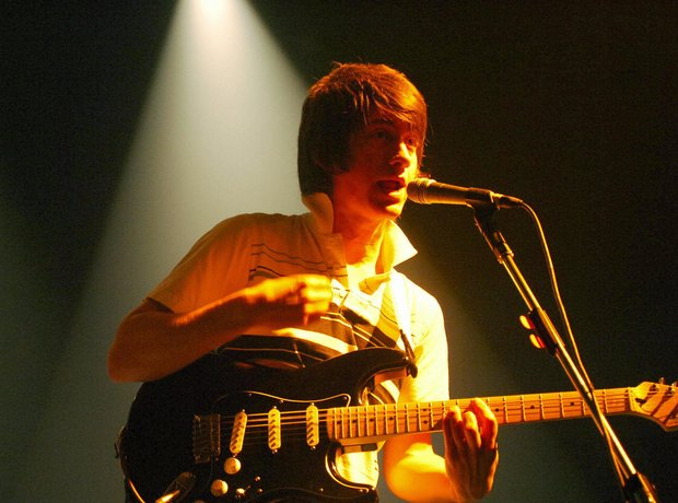 Arctic Monkeys live 2006