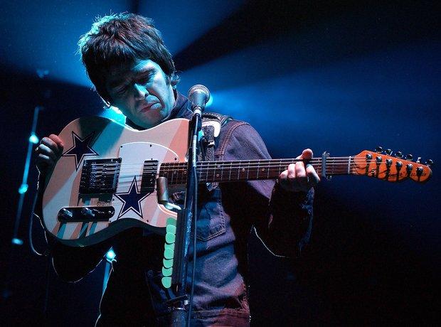 Noel Gallagher live in Dublin 2005