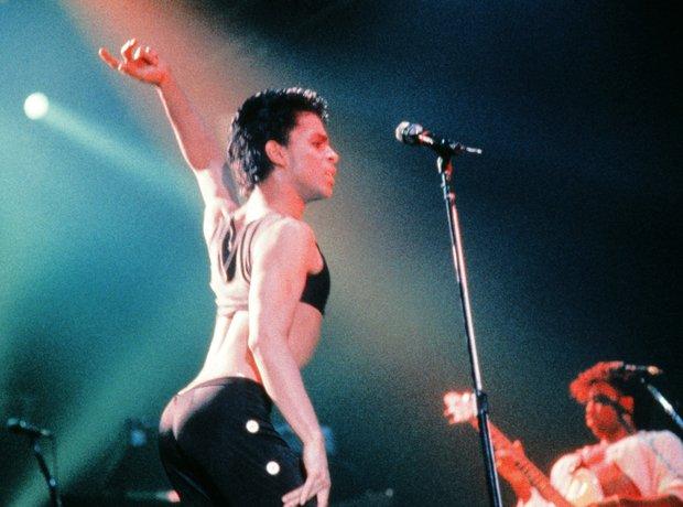 Prince live 1986
