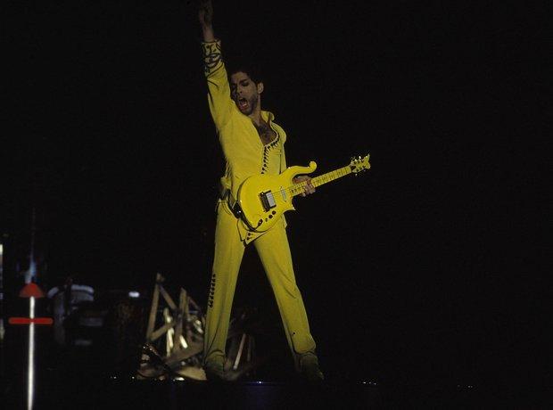 Prince live 1992