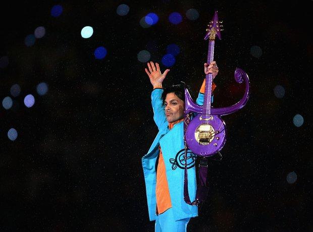 Prince live 2007