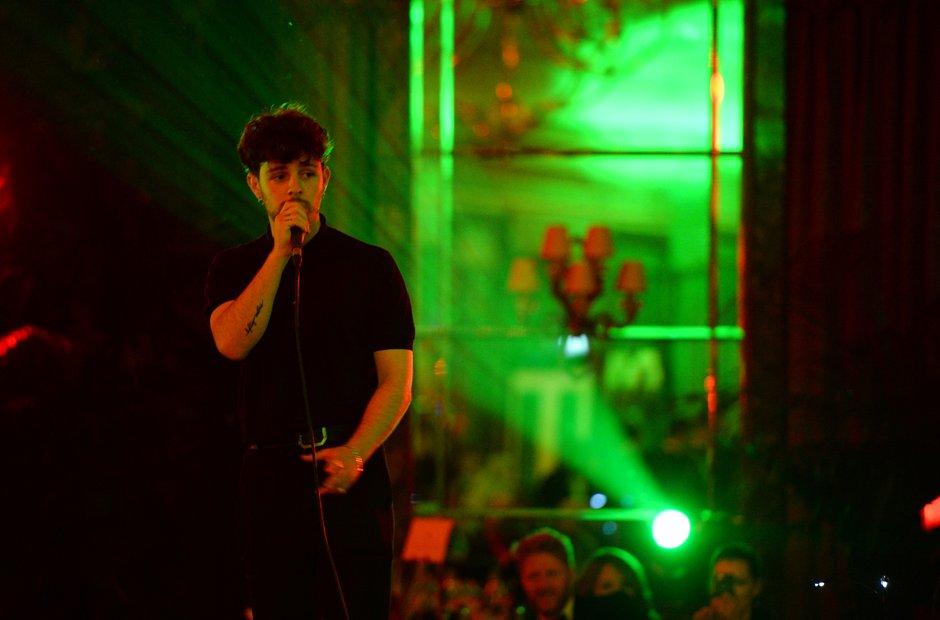Tom Grennan live 2018