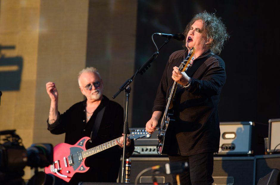 The Cure at Barclaycard Presents BST 2018