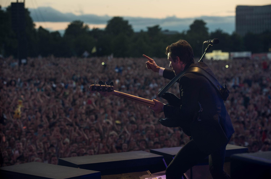 TRNSMT Fesrival 2018 -  The Killers