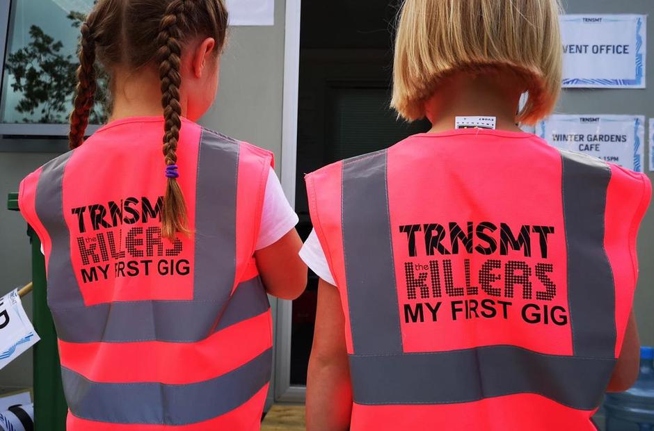 TRNSMT Fesrival 2018 -  The Killers