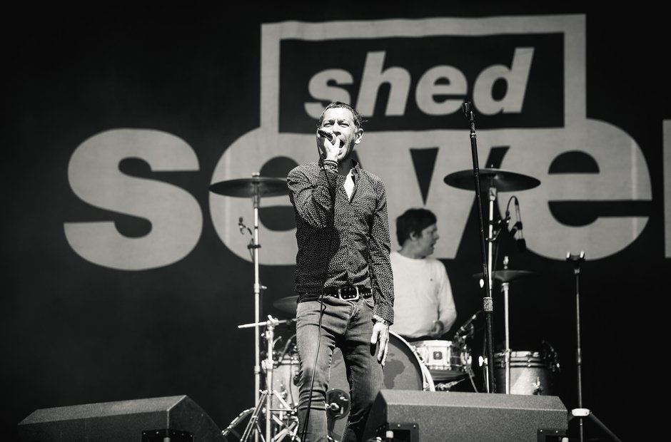 TRNSMT Festival - Shed Seven