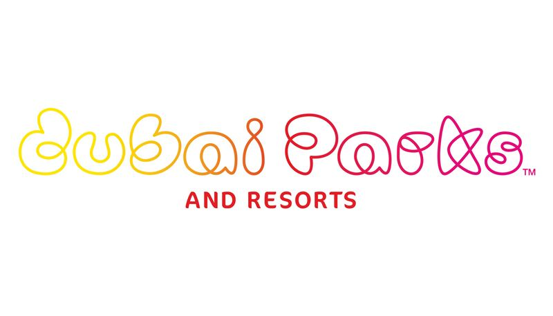 Dubai Parks And Resorts Logo