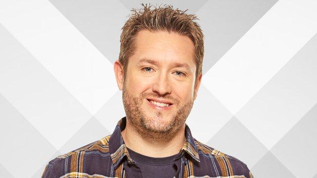 Dan Gasser - Shows & Presenters - Radio - Radio X