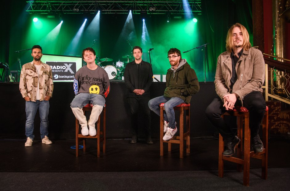 Where are Nothing But Thieves from?