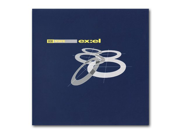 808 State - Ex:el album cover
