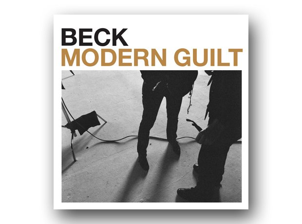 Beck - Modern Guilt album cover