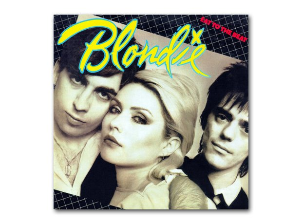 Blondie - Eat To The Beat album cover