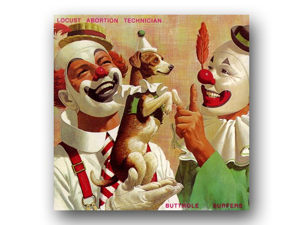 Butthole Surfers - Locust Abortion Technician albu