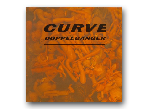 Curve - Doppleganger album cover
