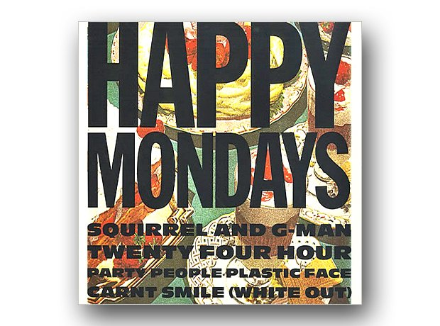 Happy Mondays - Squirrel And G Man... album cover