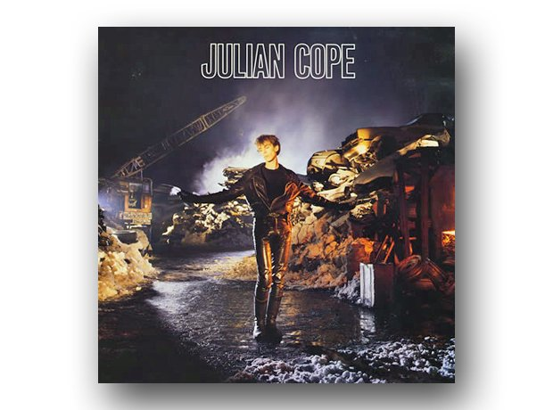 Julian Cope - Saint Julian album cover