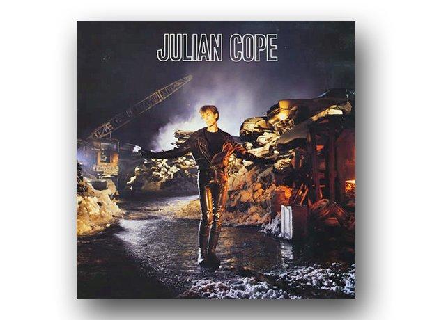 Julian Cope - Saint Julian album cover