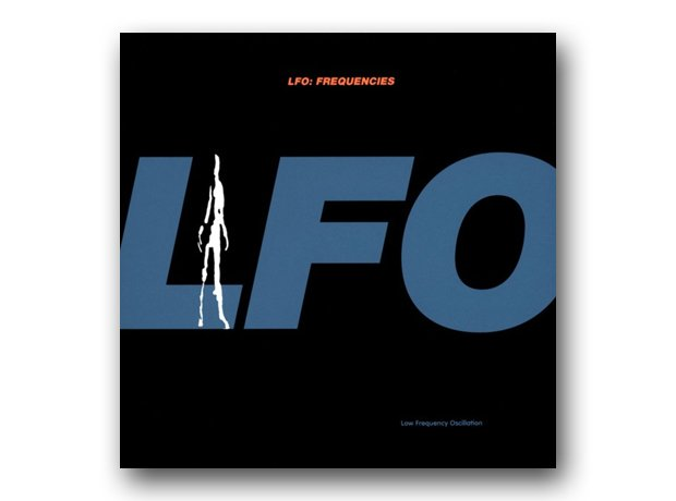 LFO – Frequencies album cover