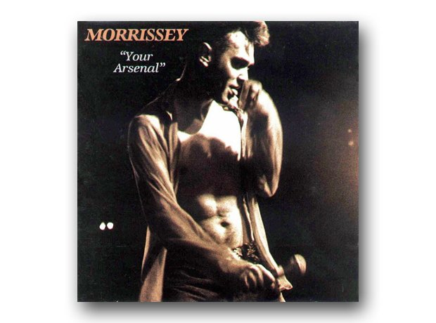 Morrissey - Your Arsenal album cover