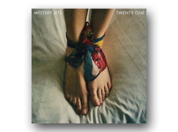 Mystery Jets - Twenty One album cover