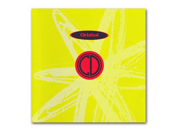 Orbital – Orbital album cover