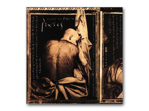 Pixies - Come On Pilgrim  album cover