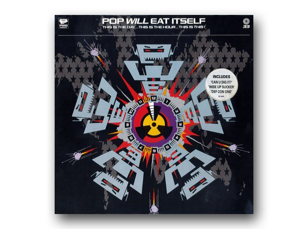 Pop Will Eat Itself - This Is The Day... album cover