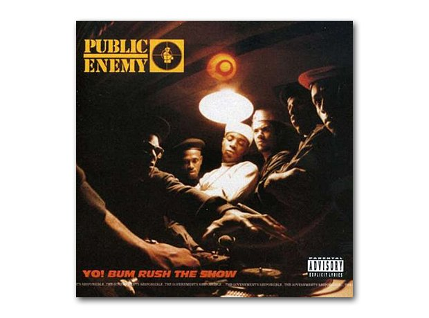 Public Enemy - Yo! Bum Rush The Show album cover