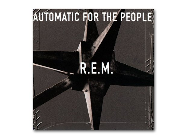 R.E.M. - Automatic For The People album cover