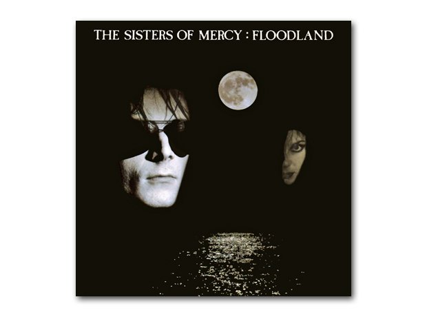 Sisters Of Mercy - Floodland album cover