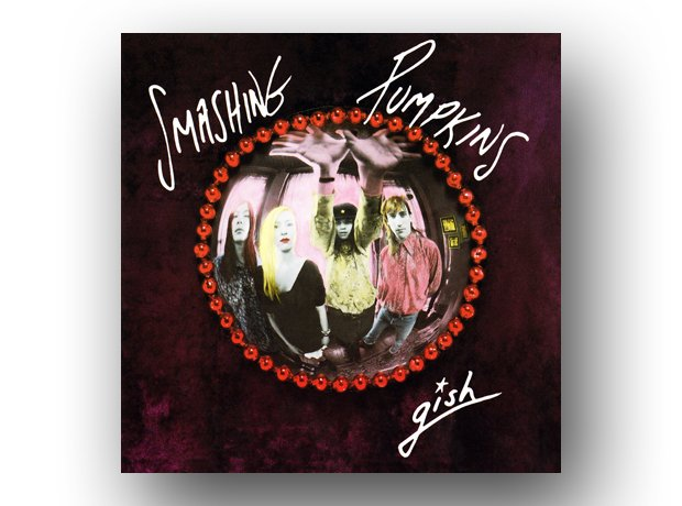 Smashing Pumpkins – Gish album cover
