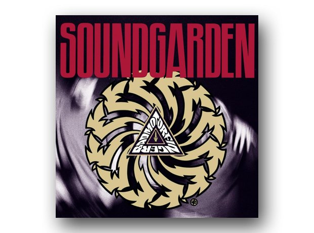 Soundgarden – Badmotorfinger album cover
