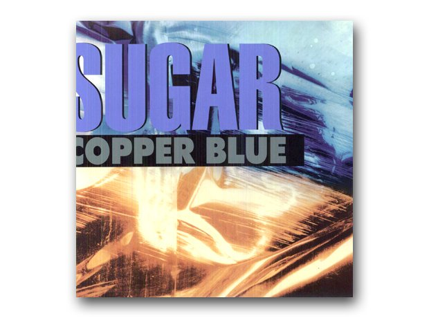 Sugar - Copper Blue album cover