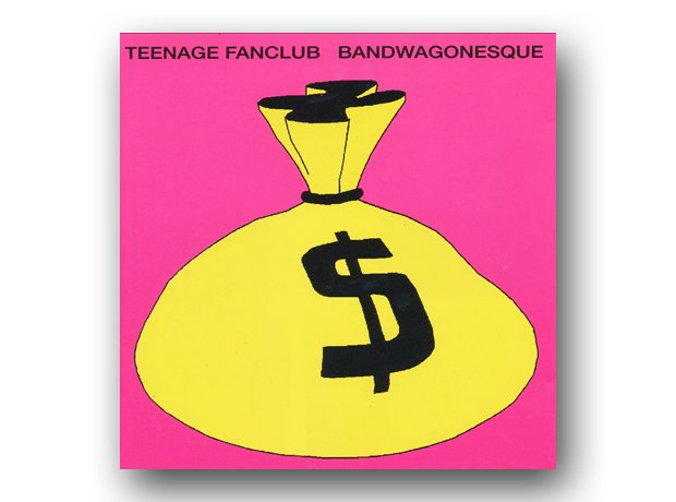 Teenage Fanclub – Bandwagonesque album cover