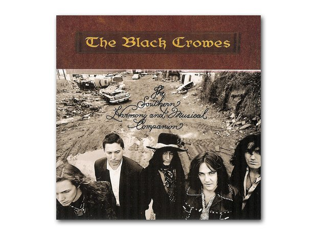 The Black Crowes - The Southern Harmony And Musical album cover