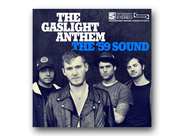The Gaslight Anthem - The '59 Sound album covers