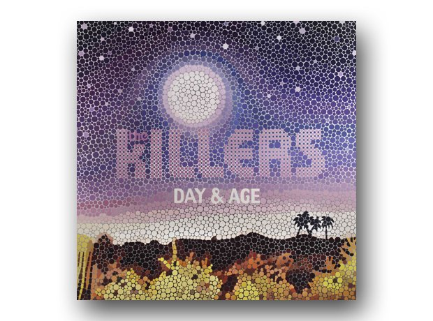 The Killers - Day And Age album cover